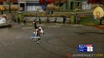NBA 2K7 - Un petit match de playground