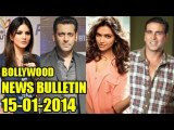 ☞ Bollywood News | Sunny Leone & Honey Singh's Song First Look & More | 15th January 2014