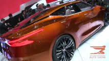 Nissan reveals Sports Sedan Concept and IDx Freeflow and IDx NISMO concept cars in Detroit - 2014 NAIAS
