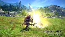 Final Fantasy XIV : A Realm Reborn - Job Actions Trailer