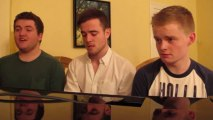Une cover énorme en Piano Voix avec 3 chanteurs exceptionnels. A pleurer!