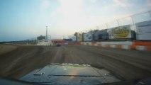Speedway Mini Stock - Car Racing - 2nd Place