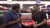 Interview with Bill for a new keyboard Spark E3 2013 E3M13