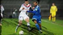 Coupe de la Ligue: Lyon se qualifie pour les demies-finale