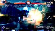 Super Street Fighter IV Arcade Edition - Oni Vs Yang