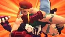 Super Street Fighter IV - Ultra II Cammy