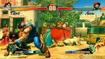 Super Street Fighter IV - L'indien chasse le démon