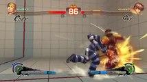 Super Street Fighter IV - Ultra II Cody