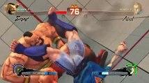 Super Street Fighter IV - Ultra II Zangief