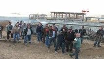 Taşeron İşçi Son Dakika Haberleri! İşçiler İşi Bıraktı, Arıtma Tesisi İnşaatı Durdu - 10 Ocak 2014