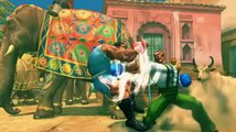 Super Street Fighter IV - Trailer Captivate #2
