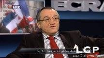 Grand écran : Le FN : toujours à l'extrême droite ?