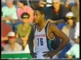 Javier Sotomayor - High Jump World Record - 2.45 m (8.046 ft), record du monde