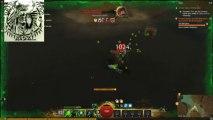 GW2 Soloing Champion Brackish Skale in Fireheart Rise on Necromancer