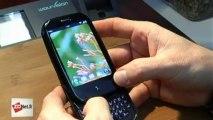 Palm Pré: découverte du premier smartphone équipé de WebOS