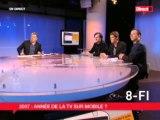 Magazine 8-Fi - Télévision mobile: quels contenus?