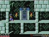 Prince of Persia - Parcours maitrisé puis erreur impardonnable