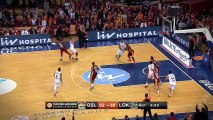 Play of the night: Mantas Kalnietis, Lokomotiv Kuban Krasnodar
