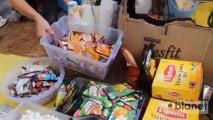 Gezi Parkı'nda Tuvalet Ve Yiyecek İhtiyaçları Nasıl Sağlanıyor