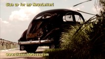 Classic VW BuGs How to Replace Front Trans Tranny Mount Vintage Beetle