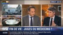 Le Soir BFM: L'affaire Vincent Lambert - 16/01 4/4
