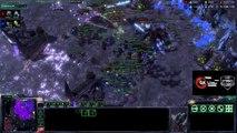 StarCraft II : Wings of Liberty - Spring Arena 1 DRG Vs MKP Game 4
