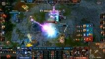 LCS Highlight super week day 3 - League of Legends