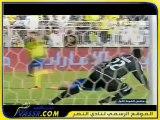 ماجد عبدالله مشكله النصر مع الشعله ف ( شوط 1 ) عرض لقطات فيديو