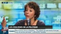 Les coulisses de la Politique : L'Elysée ne donne aucune information sur Valérie Trierweiler - 17/01