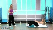 Sport en vidéo : A moi les abdos de rêve acte 3