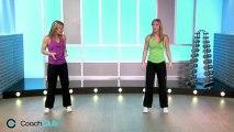Sport en vidéo : A moi les jambes fuselées acte 2