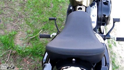 Vídeo-prueba: Harley-Davidson Sportster XL 1200 X Forty Eight
