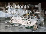 watch wrc Monte Carlo Rally live streaming