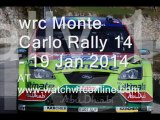 watch wrc Monte Carlo Rally live online