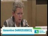 Geneviève Darrieussecq : budget primitif 2014