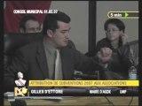 AGDE - 2007 - SUBVENTIONS AUX ASSOCIATIONS 2007 - CM de Février 2007