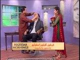 Mazedar Morning with Yasmeen on Indus TV 17-01-2014 part04