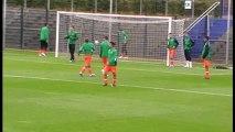 """17. Oktober 2009: U17 Hertha BSC Berlin - SV  Werder Bremen """" Warm Up """""""