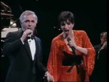 Liza Minnelli & Charles Aznavour - Le temps (There is a time, 1991)