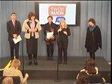 Anna Grodzka - konferencja prasowa  17 stycznia 2014 r.