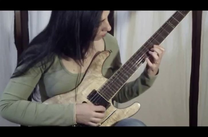 Symphony X Guitar Lesson – Learn How to Play the Paradise Lost Guitar Solo – Part 2