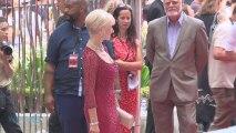 Helen Mirren Wins Harvard's Hasty Pudding Award