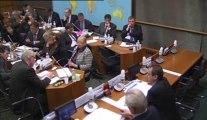 M. Thierry Wahl, sur le projet de commissariat général à l'aménagement du territoire - Mercredi 10 Avril 2013
