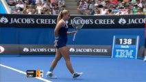 Avustralya Açık: Hlts Navarro v cibulkova