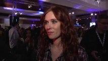 Audrey Fleurot sur Citizen-Cannes.TV
