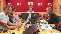 Assurance-chômage, ados jihadistes en Syrie, Gayet-Hollande