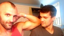 Steroids? HGH? Synthol? 31- Arms You Be The Judge