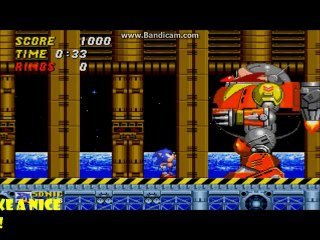 Sammy Plays Sonic The Hedgehog 2 Final Boss Ending Video Dailymotion