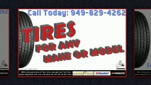 949-829-4262 Tire Specials near Foothill Ranch 92610