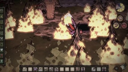 Gameplay de Don't Starve